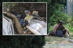 Novému Jičínu došla s bezdomovci trpělivost: Likviduje jim obydlí a vytěsňuje je z centra