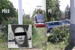 """Řidička (†28) zemřela, přes keře neviděla tramvaj: Křoví jsme posekali za """"pražské silničáře""""!"""