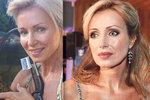 Kateřina Brožová odhalila pravou tvář! Takhle vypadá bez make-upu