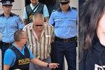 Policejní skandál: Unesenou Sašu (†15) nikdo 19 hodin nehledal! Vrah ji znásilnil a rozpustil v kyselině