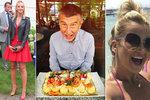 Babiš bere rodinu na Krétu. S Vivien oslavili 19. narozeniny, s Monikou výročí svatby