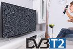 Už brzy se změní televizní signál! Jste připraveni na DVB-T2?