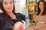 Moderátorka Czadernová předčasně porodila: Chvíle strachu na JIP!
