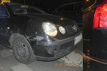 Do auta na magistrále nabourala opilá řidička (38) a ujela. Prý se bála druhého řidiče