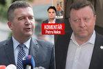 Komentář: ČSSD přišla o ministra. Místo něj si nabila k odchodu z vlády