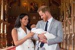 Archie, syn prince Harryho a Meghan, se narodil ve znamení Býka.