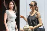 Angelina Jolieová se po odstranění prsou nestydí: Silikony předvádí bez podprsenky!