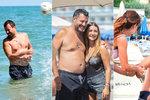"""Ministr vnitra brázdí italské pláže a """"nahání"""" voliče. """"Není to dovolená,"""" tvrdí Salvini"""