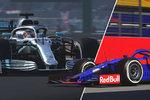 Pilotem formule 1 i 2 na vlastní kůži! Recenze závodní extáze F1 2019
