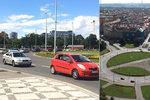 """""""Kruháče"""" s více pruhy Češi nezvládají! V Praze podle experta nemají co dělat, studie je obhajuje"""