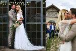 Zprávařka Primy Sandra Parmová se vdala! Svatba ve stodole a zvláštní datum