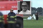 V kluzáku u Havlíčkova Brodu vyhasl život Jardy: Respektovaného hasiče oplakávají kolegové