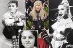 Skandály a žádný stud! Provokatérka Madonna slaví 60