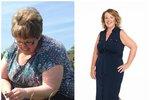 Společně jsme s mámou zhubly o 76 kilo! Přejídání u televize je minulost, říká Zoe
