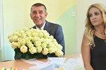 Babiš dal sousedce víc květin než Monice. Růženu zahrnul i tím, co má ráda