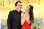 Životní zvrat: Filmový mág Tarantino se poprvé stane otcem!