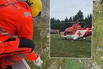 Turisty v Tatrách zabil zásah blesku: Čech padal 200 metrů z vrcholu Roháčů