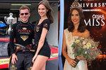 Rozchod nehrozí! Nová miss Hodačová (24) randí se synem miliardáře (56), který má také missku (25)