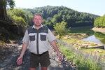 """Z Lánské obory """"zmizely"""" tuny kamení. Policie obvinila Mynářova muže, už podruhé"""