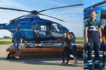 Anička (17) spadla z koně uprostřed divočiny: Chrlila krev, pátral po ní vrtulník