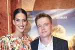 Bude malé Kolečko! Modelka Aneta Vignerová je těhotná s autorem seriálu Most!