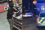 Trojice přepadávala benzínky a poštu: Zadržet je musela zásahová jednotka!