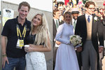 Bývalka prince Harryho se vdala: Zpěvačka Ellie Gouldingová je pod čepcem!