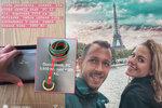 Dochází peníze? Manželka (26) tenisty Rosola prodává nošené oblečení! A ne levně