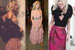 Kateřina Kaira Hrachovcová na Fashion Weeku: Rafinovaně odhalené tetování