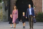 Koronavirus v královské rodině? »Princátka« George a Charlotte v ohrožení!