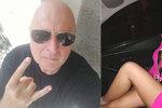 Zhrzený český milionář  z Cannes (62): Má bývalka (26) dělá luxusní eskort, napráskali mi