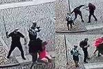 Senior hrdina: Útočníka na náměstí v Jevíčku zbil holí, uchránil tak mladou ženu