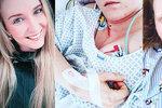 Jste čistá, řekli lékaři Lucii s rakovinou: Po měsíci měla nové nádory