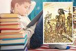 Dva učitelé do jedné hodiny: Dětem má pomoci myslet i komiks Lovci mamutů
