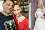 Dcera Nadi Urbánkové Jana Fabiánová už měla šaty i dort, ale... Svatba se odkládá!