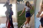 Modelka divočila v KLDR: Popíjela na ulici, obrala strážníka a fotila se nahá