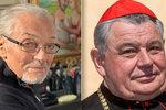 Kdo byl opravdu u Gotta, když umíral? Nebyla to jen rodina, prozradil kardinál Duka