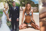 Misska s tělem bohyně se vdala na zámku: Svatba na poslední chvíli! Rodiče se nezmohli na slovo