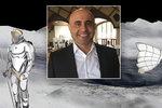 Kempování na Měsíci už v roce 2030: Antoine Faddoul navrhl stovky domů pro život ve vesmíru