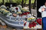 Před rokem Jan Kočka ml. (†28) zabil řidiče (†28): Na hrob mu dali anděla!