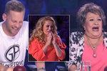 Bohdalová nahradila v Talentu Mórovou: Reakce diváků zaskočila všechny!