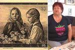 Jako děti šly z ruky do ruky: Dívenky z desetikoruny už oslavily sedmdesátku