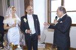 Karel Gott (†80) byl jen jednou svědkem na svatbě: Pro koho to udělal?