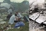Po pádu letadla v Praze zemřelo přes 70 lidí. Co stálo za největší katastrofou?