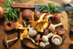 Zpracování hub: Při mražení, sušení a zavařování si dejte pozor na tyto věci