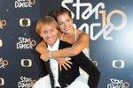 Rybář Vágner kápnul božskou o taneční partnerce ze Stardance! Bude se červenat, až si to přečte
