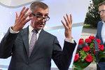 """Kremlík předběhl kilometrovou frontu Gottových fanoušků. """"Nepřijatelné,"""" zuří Babiš"""