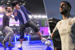 FIFA 20 střílí gól s pouličním fotbálkem Volta