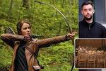 Kráska z Hunger Games se vdala! Na svatbě měla slet hollywoodských hvězd