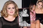 Neskutečná proměna Adele: Po rozvodu zhubla a rozkvetla!
